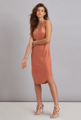 Slink Tank Dress by Kes, $299