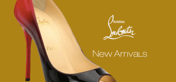 Accessories from Christian Louboutin New Arrivals The Ombre Pump
