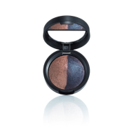 Laura Geller Baked Color Intense Eyeshadow Duo Frosting Blueberry, $25