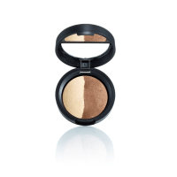 Laura Geller Baked Color Intense Eyeshadow Duo Vanilla Hazelnut, $25