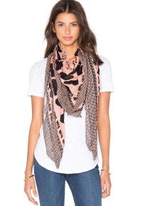 McQ Alexander McQueen McQ Hearts and Bolts Scarf, $160