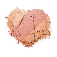 Too Faced Sweethearts Blush Peach Beach Swatch