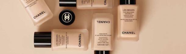 CHANEL Les Beiges Foundation, $60