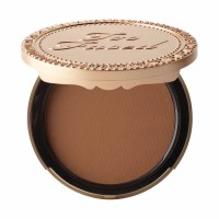 Too Faced Dark Chocolate Soleil Bronzer – $30