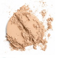 Colorescience Natural Finish Pressed Foundation SPF20 Light Ivory Swatch