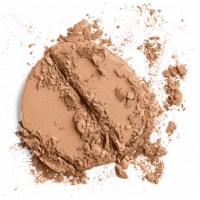 Colorescience Natural Finish Pressed Foundation SPF20 Medium Sand Swatch
