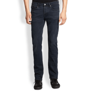 Burberry Five Pocket Jeans, $195