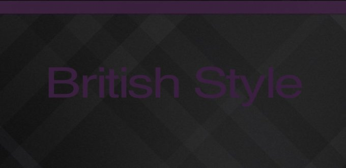 Burberry is British Style