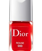 Dior Vernis Gel Shine Nail Lacquer 999 Rouge, $27