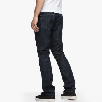 James Perse Oversized Raw Denim Side, $325