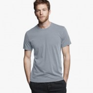 James Perse Short Sleeve Crew Neck North Pigment, $60