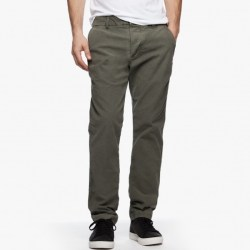 James Perse Slim Stretch Chino Trooper Pigment, $245