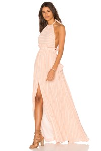 Mara Hoffman Pocket Halter Dress, $319