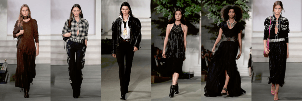 Ralph Lauren Collection Runway to Retail Show