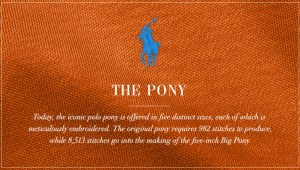 The Iconic Polo Shirt The Pony