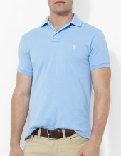 Ralph Lauren Polo Classic Fit Mesh Chatam Blue, $85