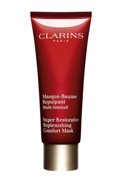 Clarins Super Restorative Replenishing Comfort Mask, $80
