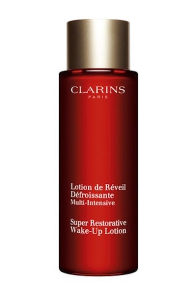 Clarins Super Restorative Wake-Up Lotion, $45