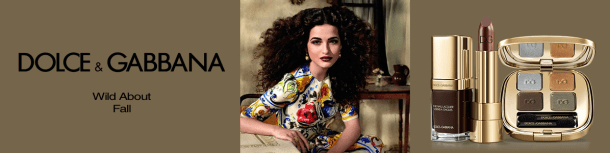 Dolce and Gabbana Beauty Wild About Fall Color