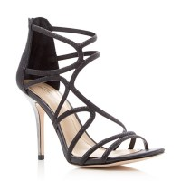 Imagine VINCE CAMUTO Ranee Glitter Sandals, $148