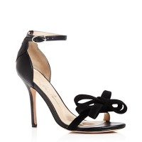 Isa Tapia Shelby Bow Sandals, $395
