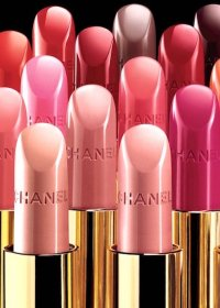 Lipsticks Fashion Statement Global Business CHANEL