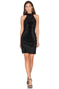 Parker Black Nicolette Dress, $495