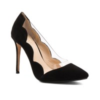 Raye Tulip Pump Side, $225