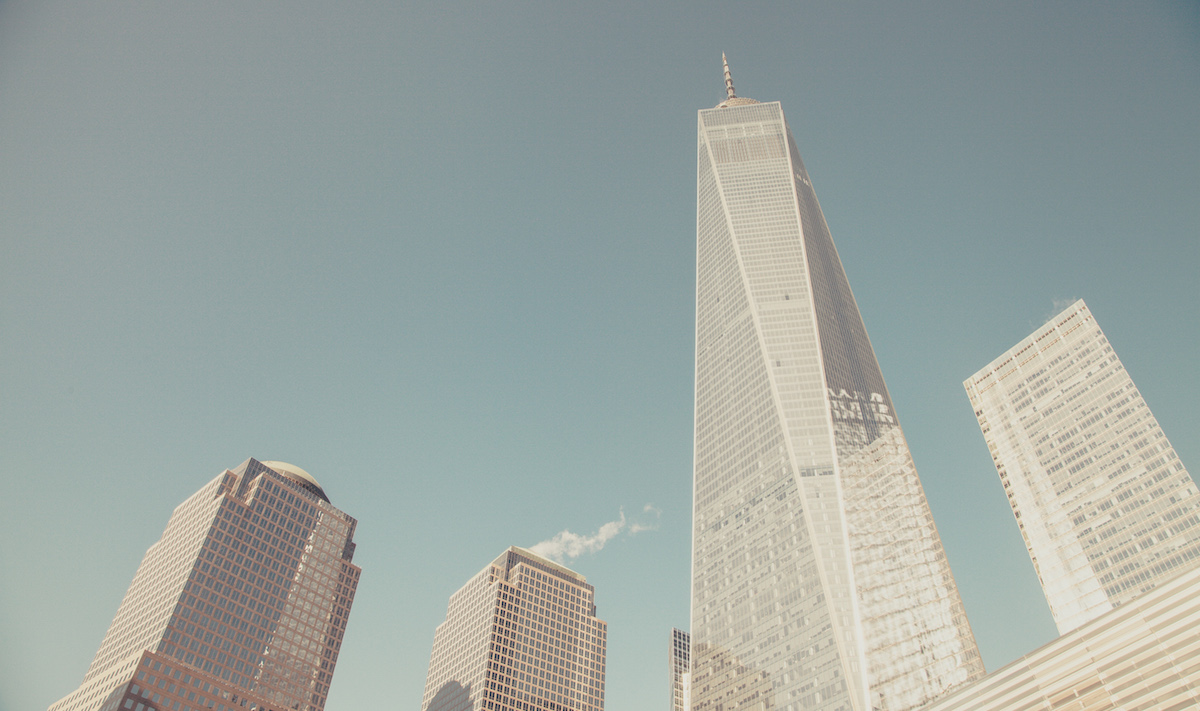 Reflect and Remember Freedom Tower