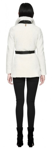 Mackage Kinsley Merino Wool Coat Belted Waist, $1,250