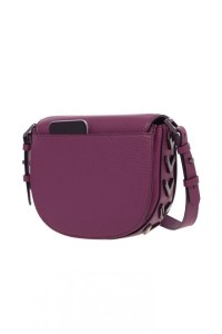 Mackage Rima Crossbody Satchel Berry, $425