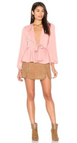 Majorelle Texas Skirt $268
