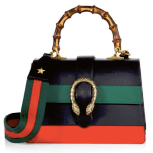 Gucci Dionysus Top Handle Bag Black, $2,980