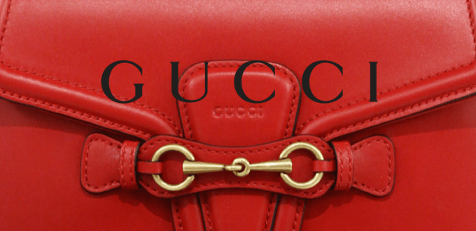 Gucci Lady Web Handbags