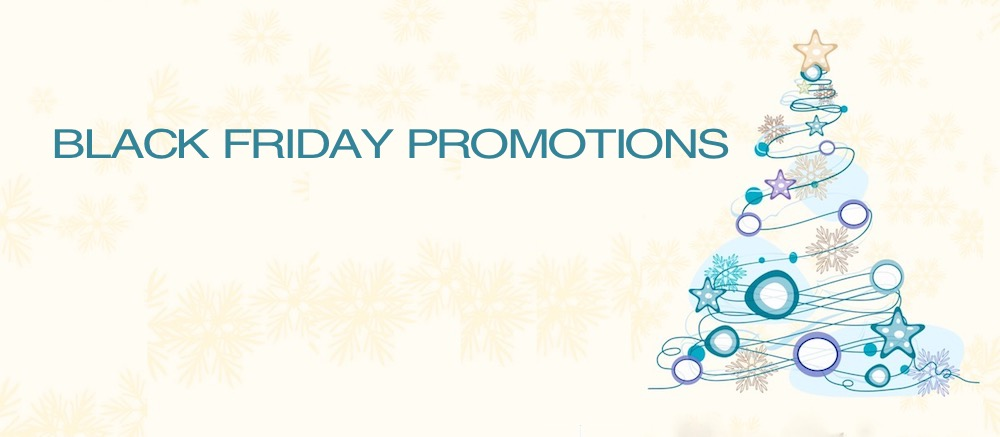 Holiday Promotions Available Just in Time