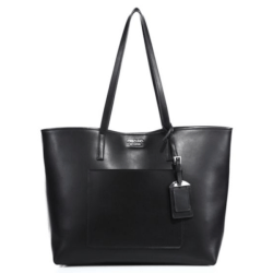 Prada City Leather Tote Black, $1,390