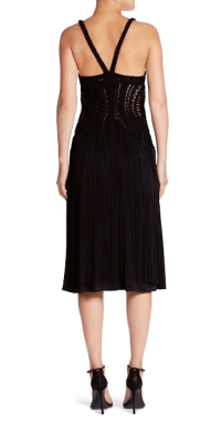 Ralph Lauren Collection Fringe Skirt Crochet Dress, $1,890