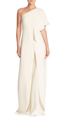 Ralph Lauren Collection Margerie Silk Jumpsuit $3,990