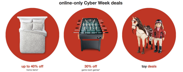 Target Cyber Deals Something for Everyone