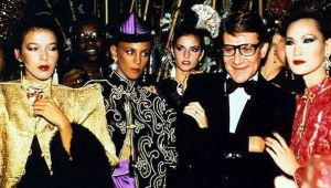 Opium Yves Saint Laurent Controversial Launch Studio 54