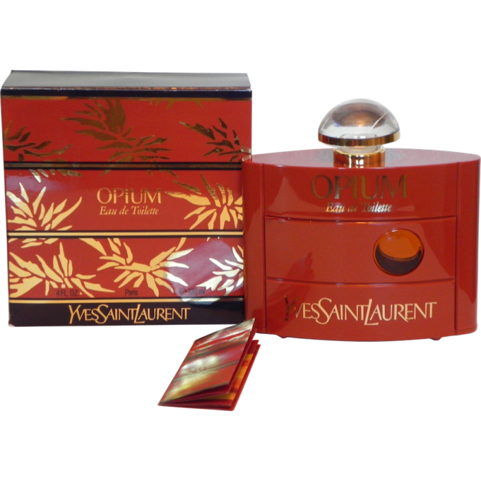 Opium Yves Saint Laurent Controversial