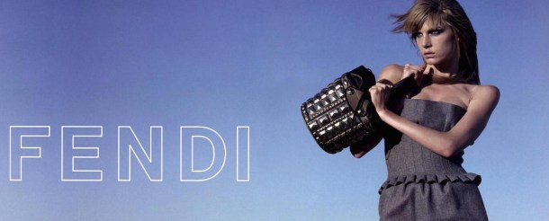 Studded Leather Bags from FENDI