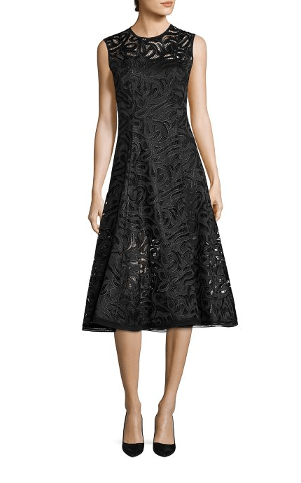 Dresses Evolve Stay the Same Alexis Keith Lace Midi Dress $770