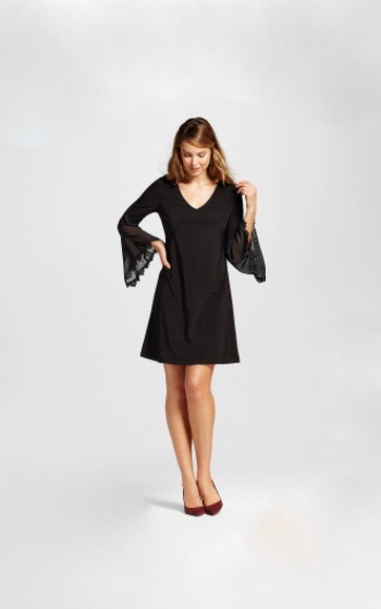 Dresses Evolve Stay the Same Chiasso Chiffon V-Neck Dress $34.99