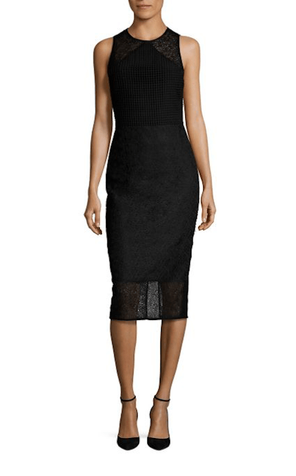 Dresses Evolve Stay the Same Diane Von Furstenberg Tailored Twig Lace Dress $368