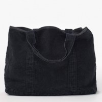 James Perse Large Canvas Tote Charcoal $325