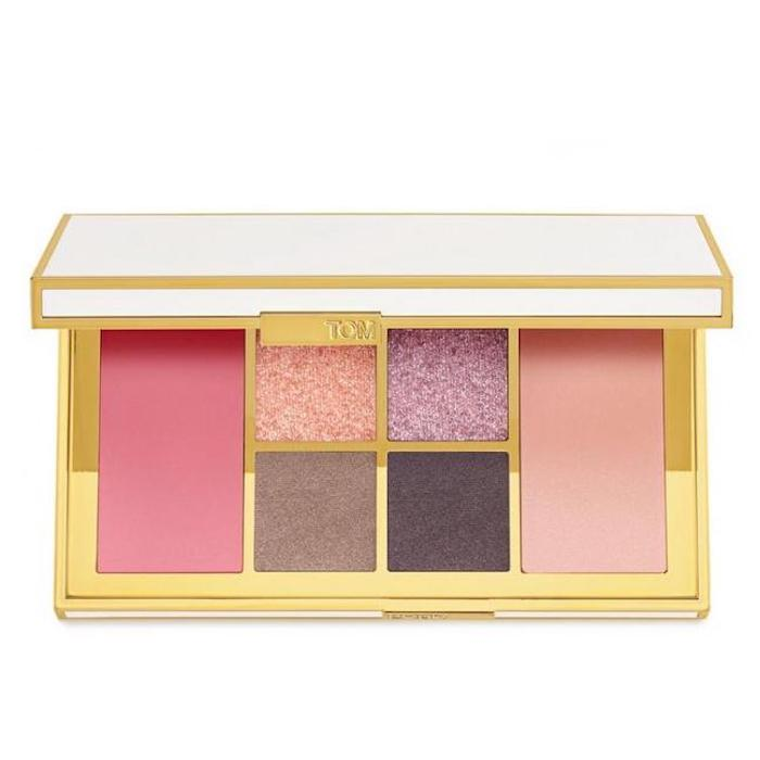 Tom Ford Soleil Eye and Cheek Palette Cool, $155