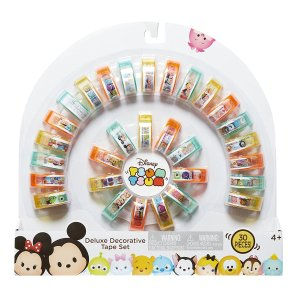 Disney Tsum Tsum Deluxe Decorative Tape Set $16.99