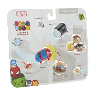 Marvel Tsum Tsum 9 Pack Figures Series 2 Style #2 $14.99