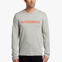 James Perse Y:Osemite Graphic Tee Heather Grey:Basketball $70